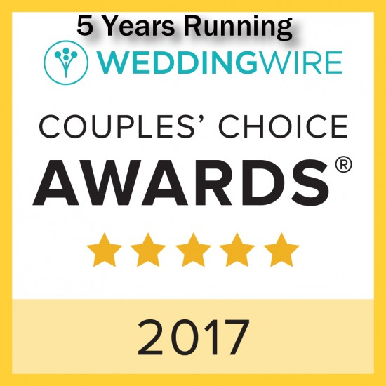 Couples Choice Awards by Wedding Wire