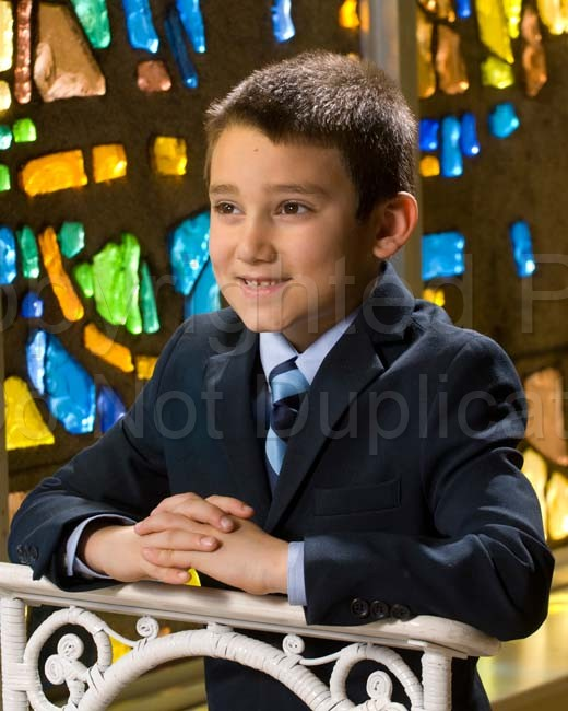 Christian's First Communion Pictures