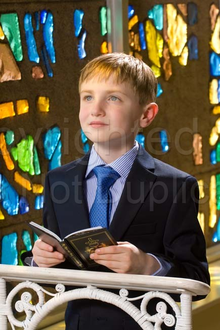 Noah's First Communion Pictures