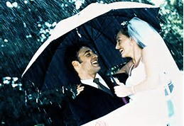 When it rains on your Wedding Day